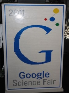 GOOGLE GLOBAL ONLINE SCIENCE FAIR 2011