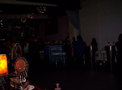 WIFTA Holiday Party and stuff.