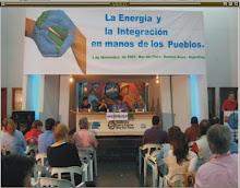 La Energia Debe Ser Recuperada para el Estado y el Pueblo