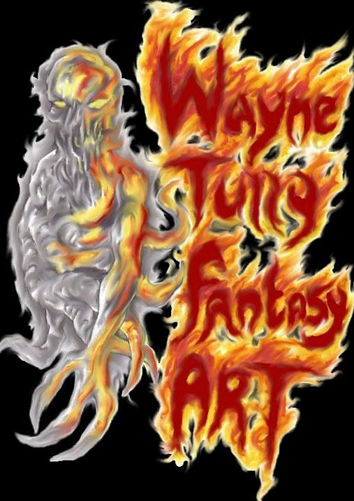 Wayne Tully Fantasy Art