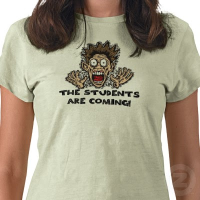 We can also see a lot of messages from Cafepress funny T shirts depicting a