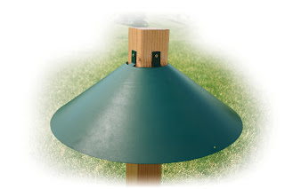 Woodlink squirrel baffle