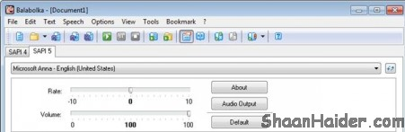 HOW TO : Convert Text To Audio Files