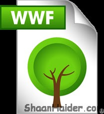 WWF PDF Format To Save Trees
