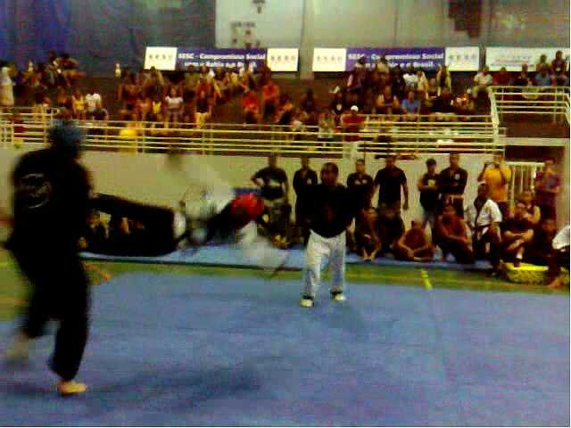 Competencia Lucha de HApkido Salvador Bahia-Brasil 08.