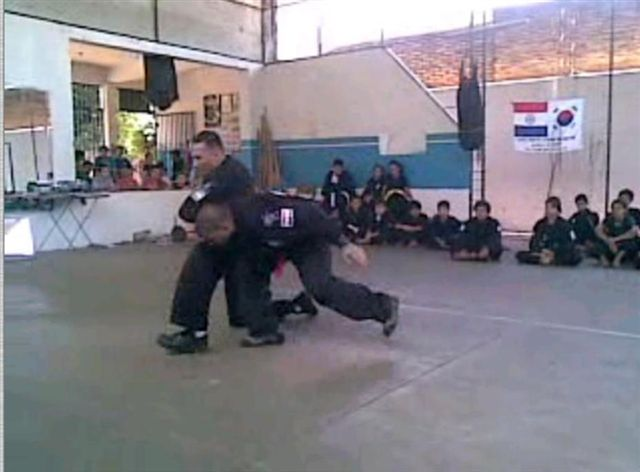Ho Sin Sul- HAPKIDO Jung do Kwan.