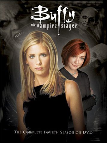 Buffy The Vampire Slayer: Season 4 [Latino]