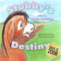 Stubby's Destiny   AWARD WINNING- Children's Animal Story Category