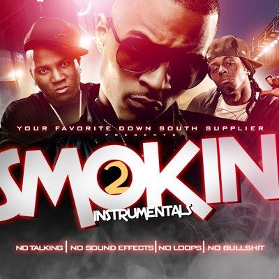 Free download hip-hop instrumentals: DJ Smallz - Smokin