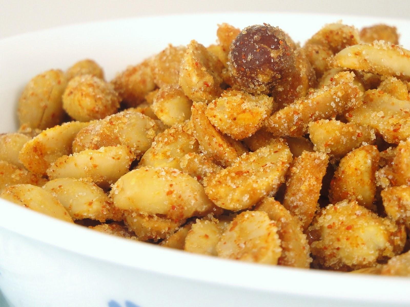 Do you like honey roasted peanuts?