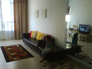 Living Room @ MprivacySuite