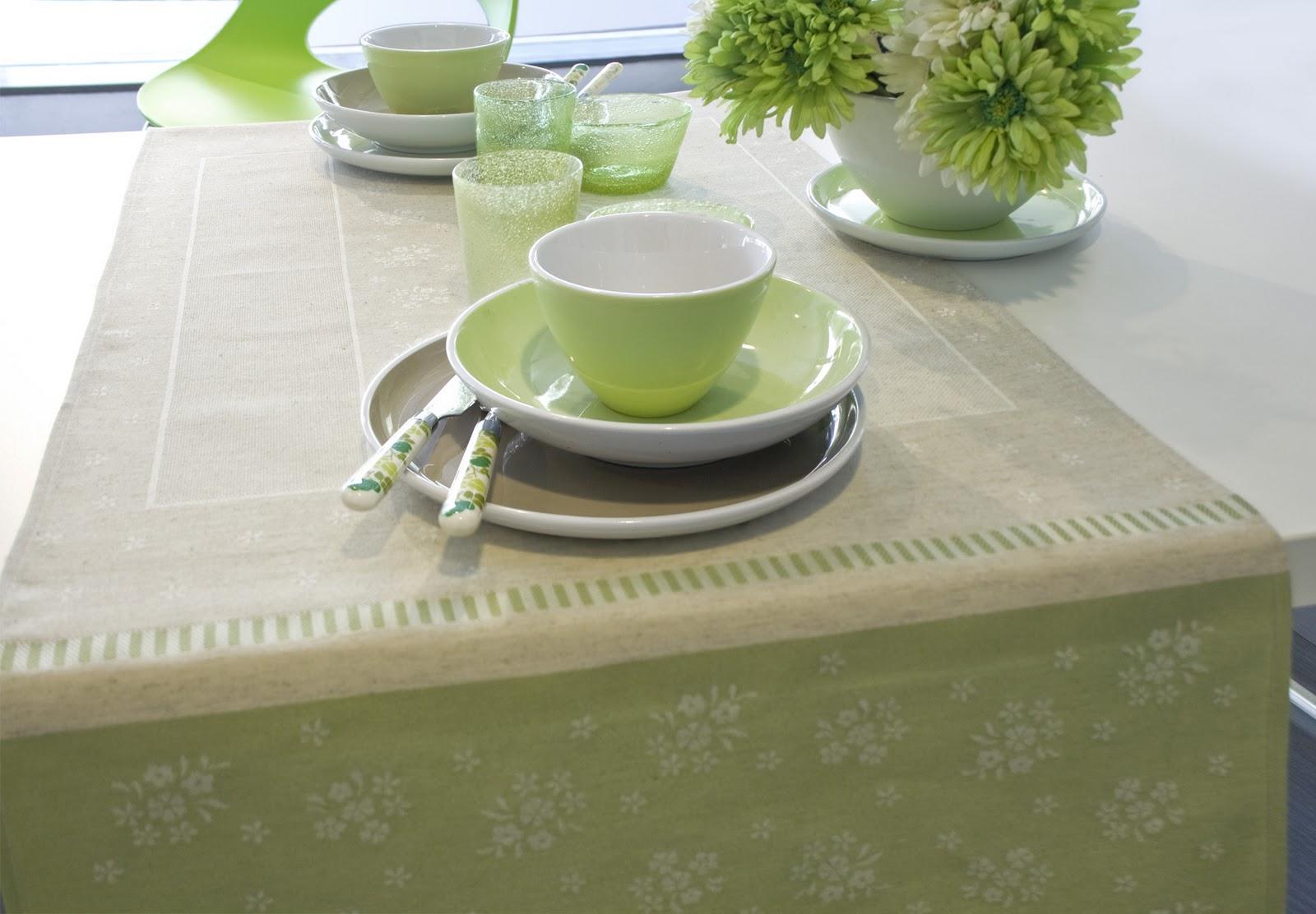 El blog de dmc nueva colecci n de manteles y caminos de mesa for Manteles individuales para mesa