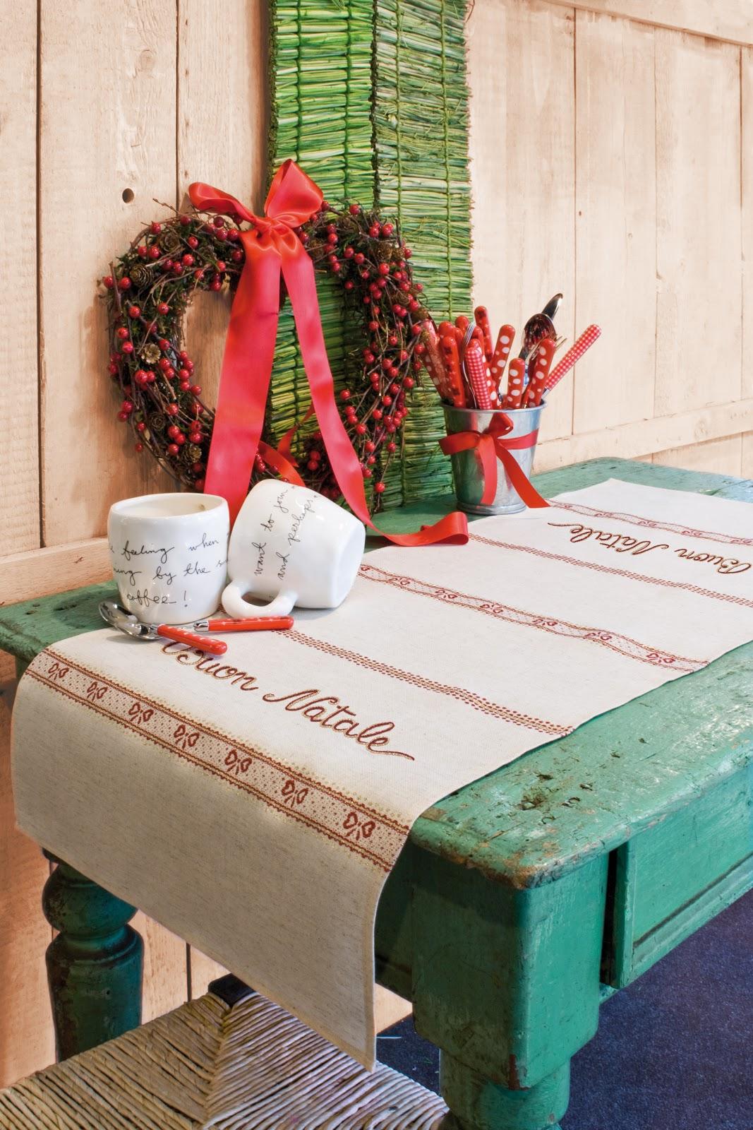El blog de Dmc: Nueva colección de manteles de Navidad