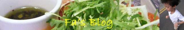Fa's Blog