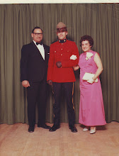 Graduation photo of the son of the Real Mountie 1970-71 Photo de graduation du fils de Real Mountie