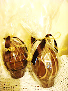 HUEVOS DE PASCUAS ARTESANALES: * excelente chocolate. dsc