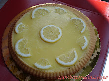 Genoise e lemon curd