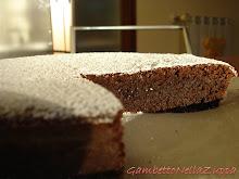 Torta Caprese al limoncello