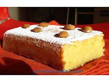 Cake mandorle e limoncello