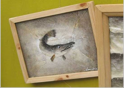 DataLife Engine Версия для печати Картины из рыбьей чешуи. .  13 фото.