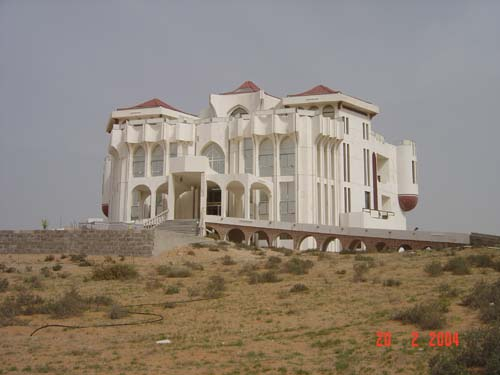 Hessa99 Ghost House In Ras Al Khaimah