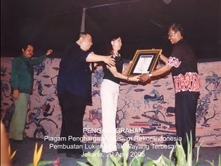batik trusmi cirebon katura