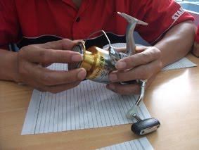 Tips Mancing Merawat Fishing Reel