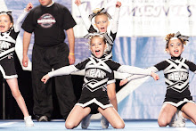 Sydney cheering at the Nationals!