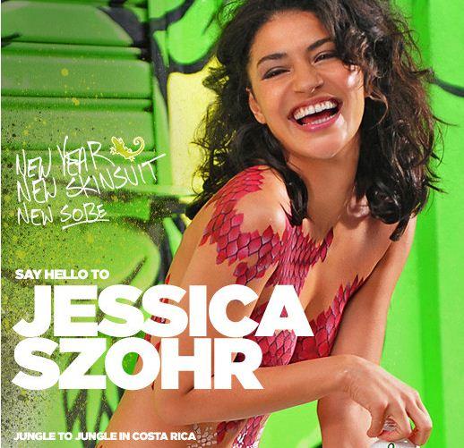jessica szohr sobe skinsuit. Jessica+szohr+sobe+