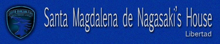 Santa Magdalena de Nagasaki´s House