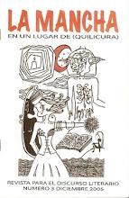 Mis Portadas Revista LA MANCHA, por Zara Bahdí