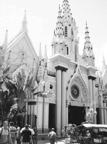 Resultado de imagen para iglesia de santa capilla caracas