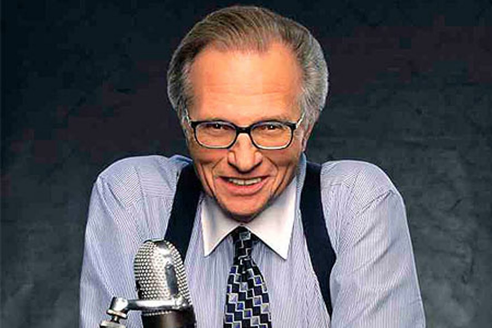 larry king height