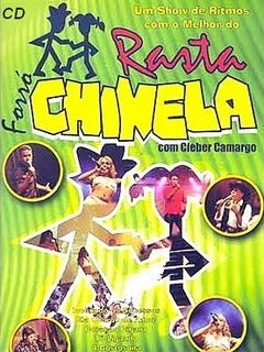 CD Forro Rasta Chinela grande Amor