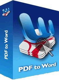 PDF2Word PDF to Word Converter Vs. 3.0.3