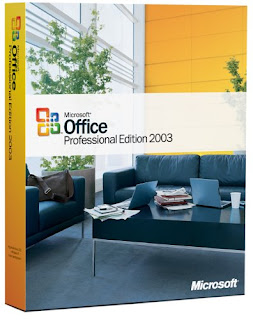 Microsoft Office Professional 2003 Enterprise Edition PT-BR Original + Serial
