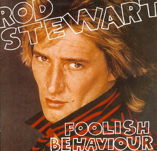Rod Stewart   Foolish Behaviour (Front) CD Rod Stewart   1980   Foolish Behavior