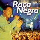 Frente CD Raça Negra Ao Vivo   1999