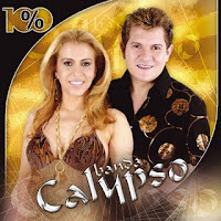 Calypso+100+%25+Calypso CD Banda Calypso 100 % Calypso