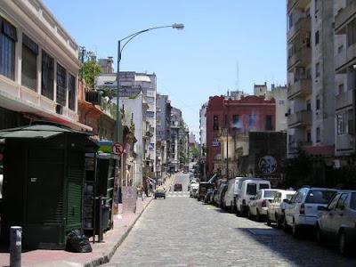 San Telmo, Tango dancing ghetto?