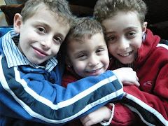 MY NEPHEWS...PHILIP, NICHOLAS AND JOSHUA