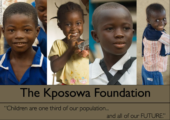 The Kposowa Foundation