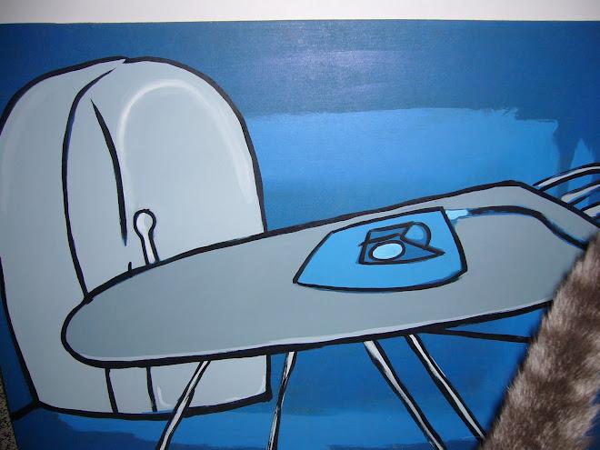plancha azul