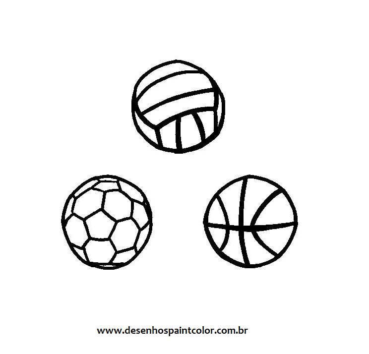 colorindo com a dry desenho de bola de futebol bola de vÔlei e