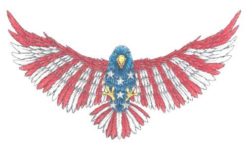 mexican eagle tattoo. american eagle tattoo. mexican