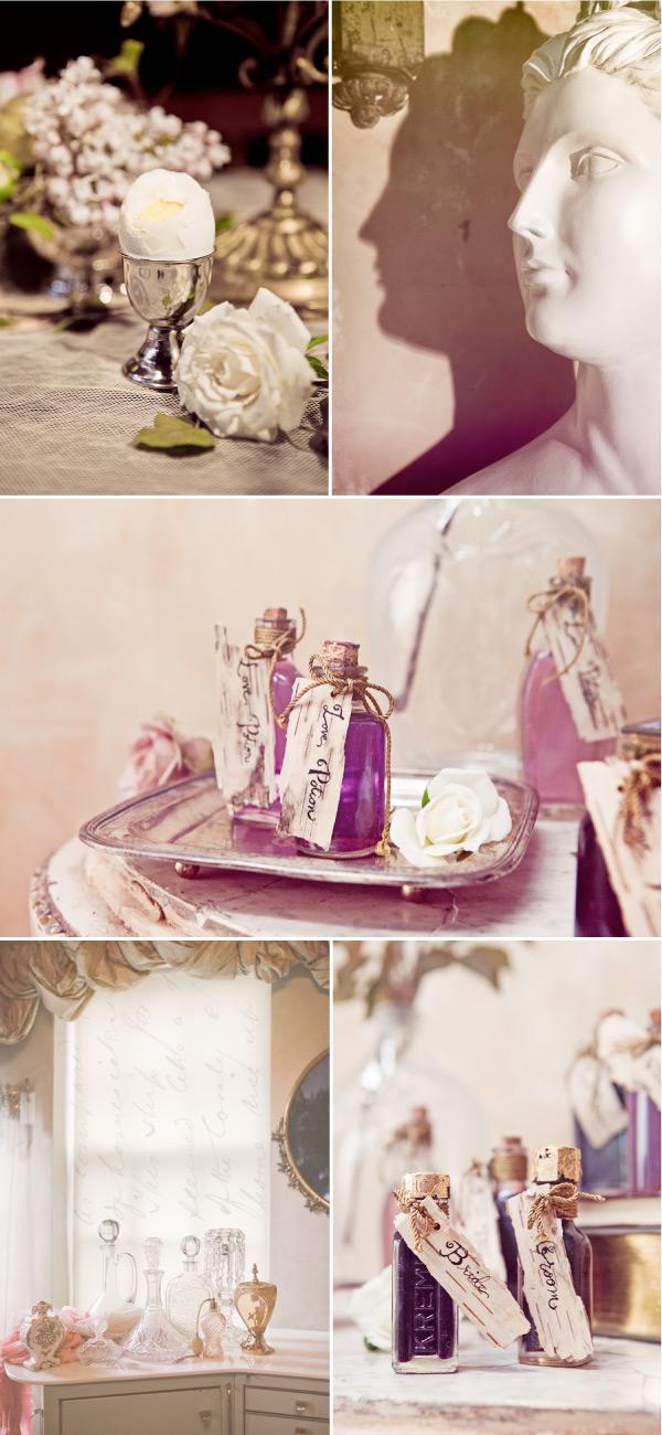 a curious follower found the most beautiful fairytale wedding