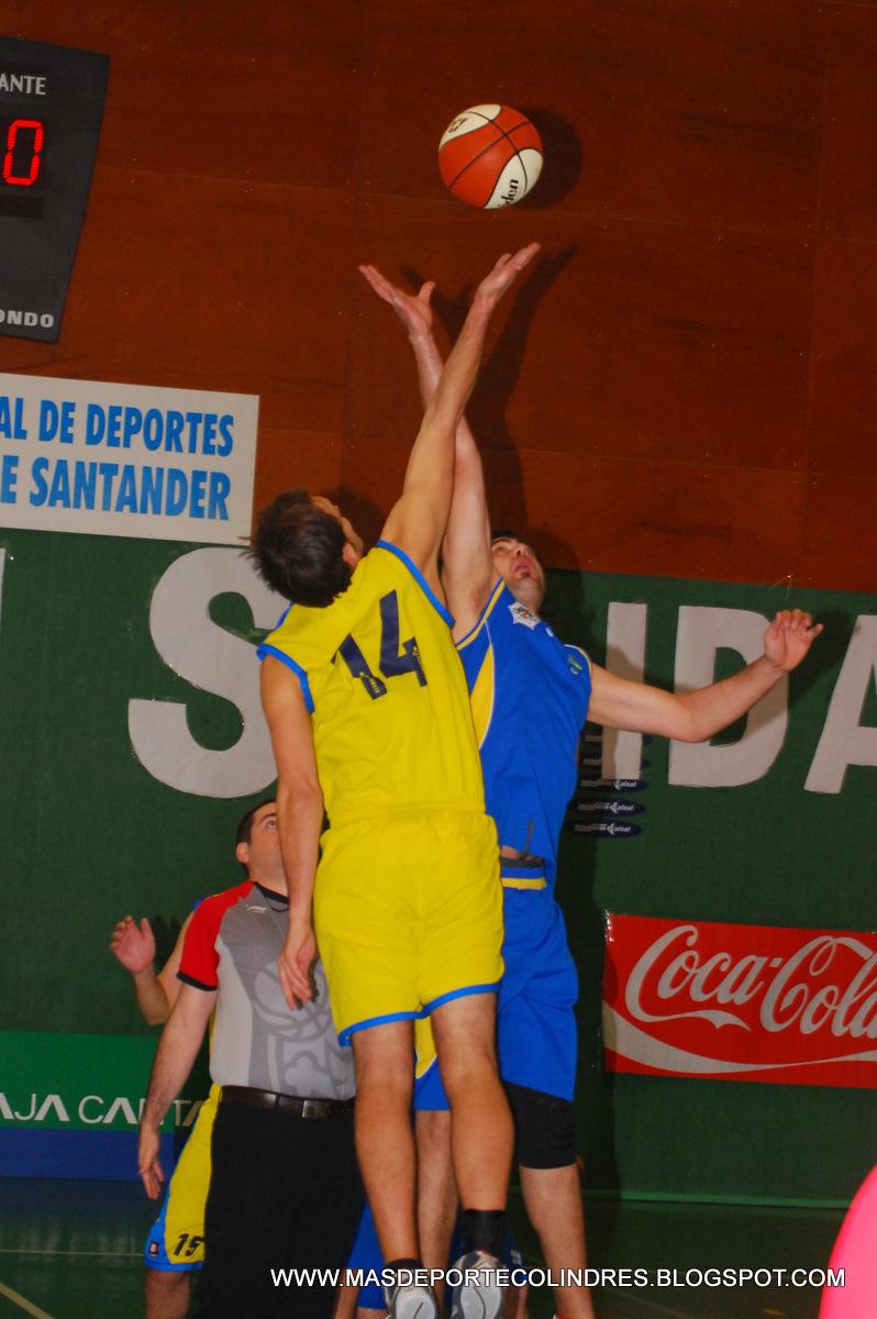 Baloncesto colindres 12 10 - Merkamueble vitoria ...