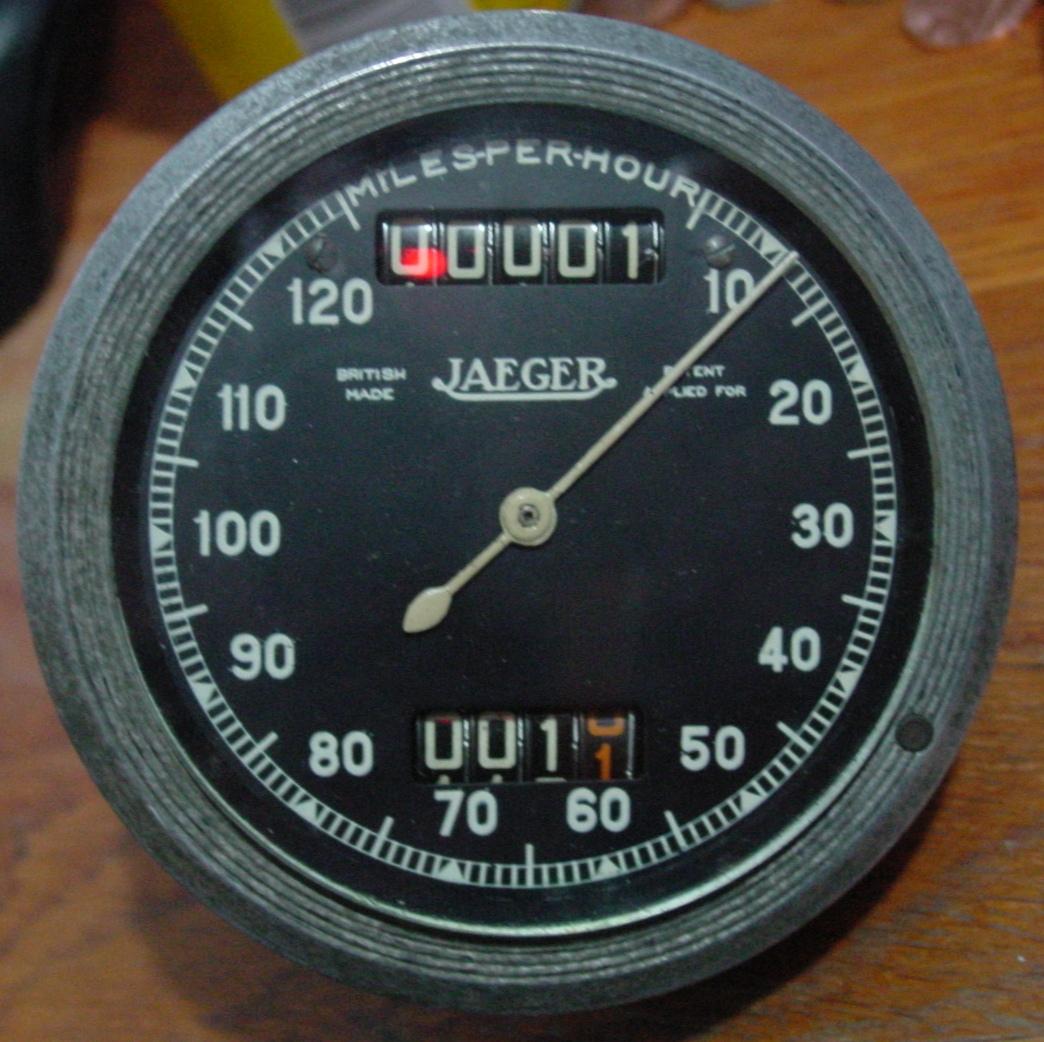 Lofty the vintage Sunbeam 3-litre Super sports car : Jaeger 0-120MPH ...