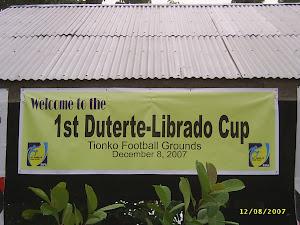 1st Duterte-Librado Cup