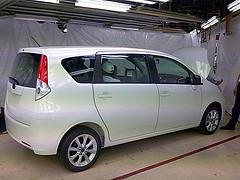 Perodua ALZA MPV   Available